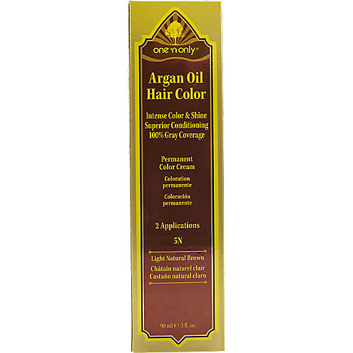 One 39n Only Argan Oil Permanent Hair Color Cream