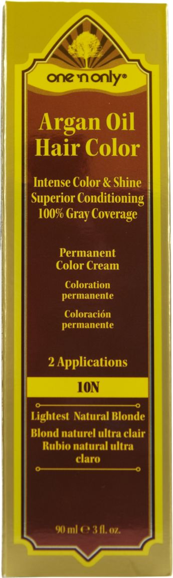 Argan oil hair color 2n