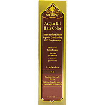 Argan Oil Hair Color Intense Color And Shine