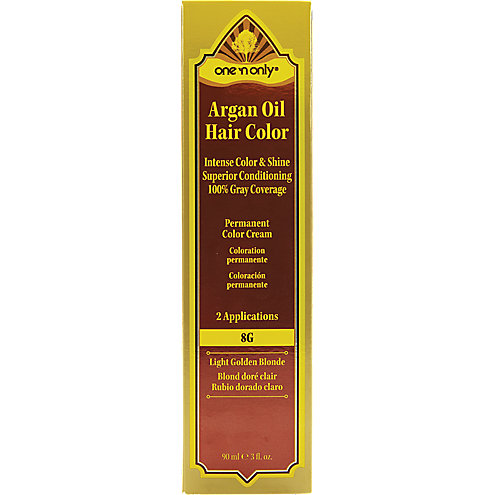 one n only argan oil hair color instructions