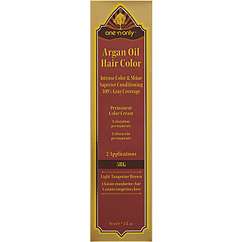 One 'n Only Argan Oil Hair Color 5rg Light Tangerine Brown | Quava