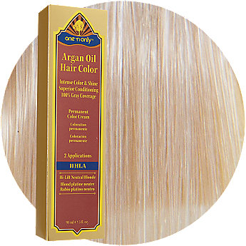 One N Only Argan Oil Hair Color 11hla High Lift Cool Blonde