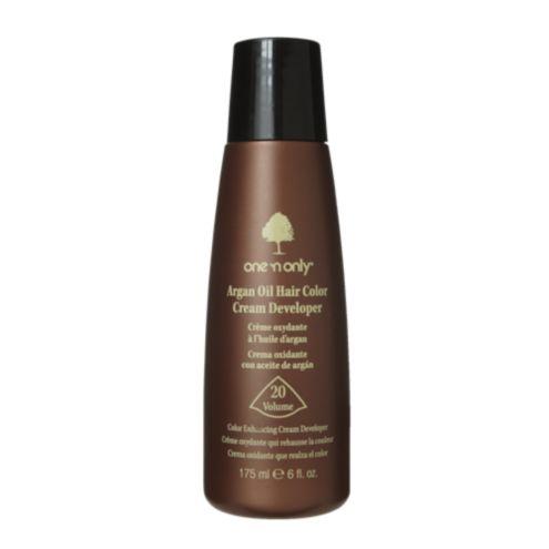 One 'N Only Argan Oil Hair Color Cream Developer 20 Volume