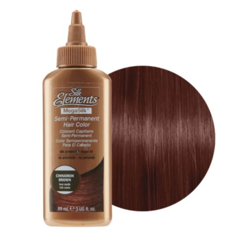 brown cinnamon hair color dark brown hairs