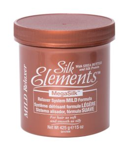 Silk Elements MegaSilk Relaxer with Shea Butter