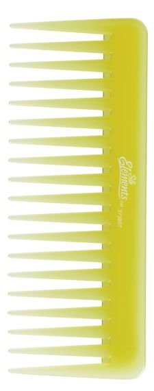 A product thumbnail of Silk Elements Olive Oil Wide Tooth Conditioning Comb