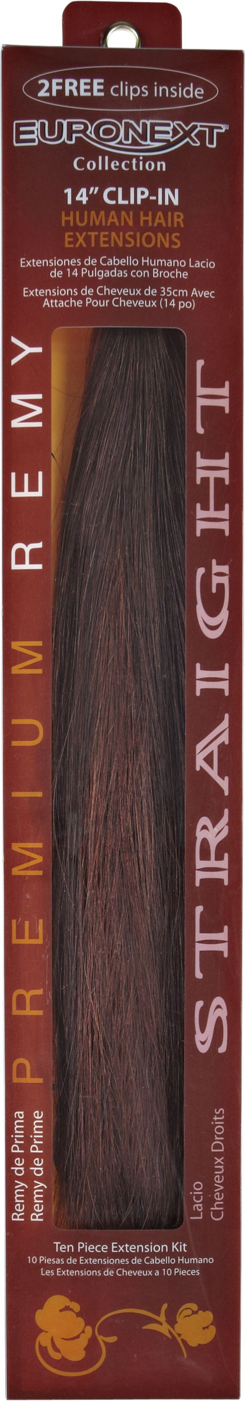 Euronext Hair Extensions 14 Inch 97