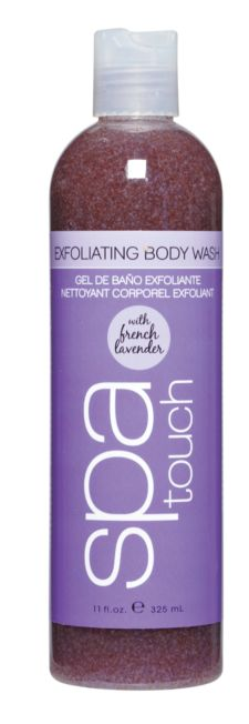 Spa Touch Body Scrub French Lavender