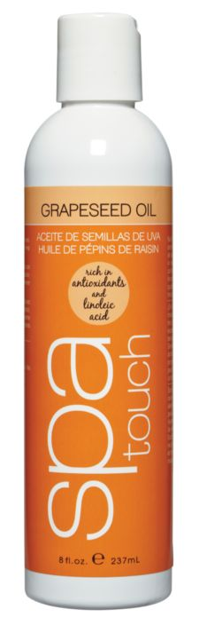 Spa Touch Grapeseed Massage Oil