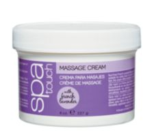 Spa Touch French Lavender Massage Cream