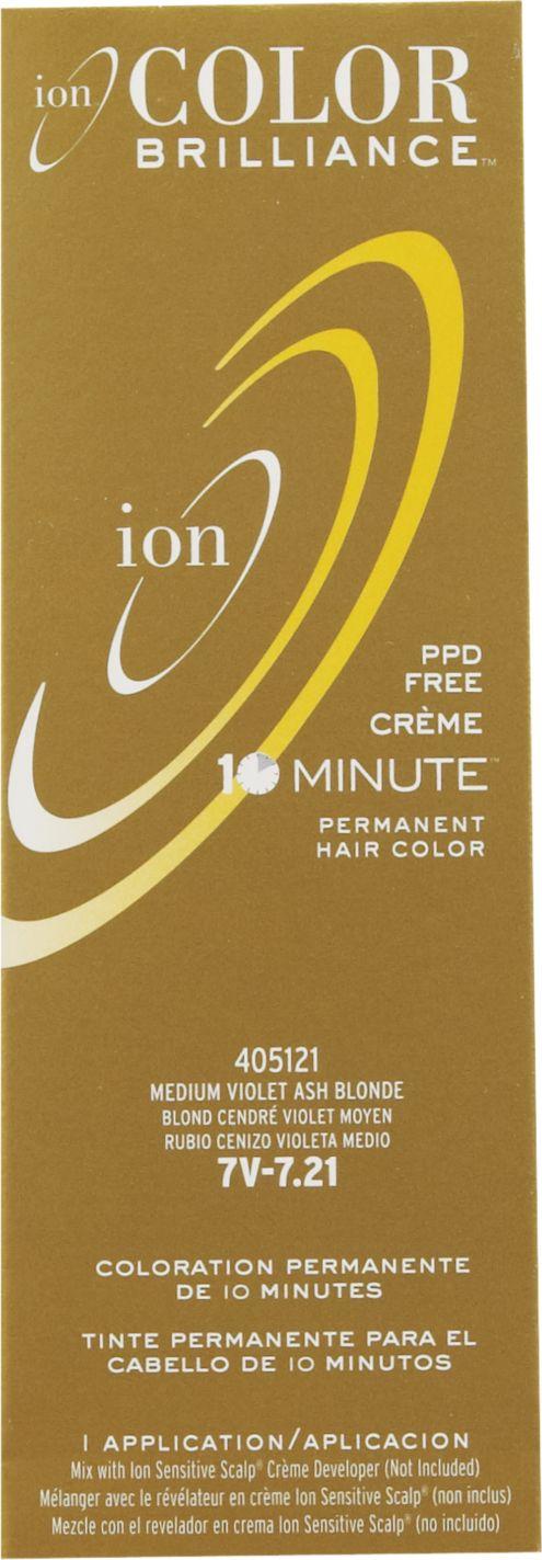 Ion Color Brilliance Last Chance Permanent Creme 10 Minute