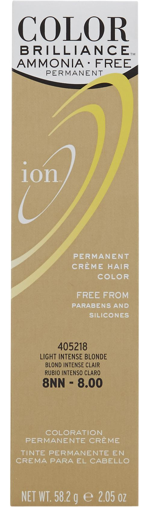 Ion Color Brilliance Ammonia Free Permanent Cr 232 Me Hair Color