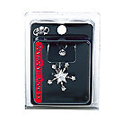 A product thumbnail of X8 Body Harware Crystal Star Navel Dangle