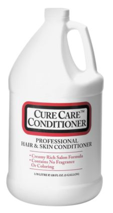 Cure Care Hair and Skin Conditioner Gallon