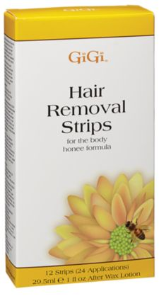 Hair Removal Strips - Body