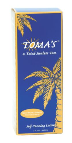 Tomas Tan Perfect Self-Tanning Lotion