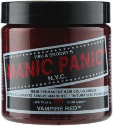 Manic Panic Semi-Permanent Color Cream Vampire Red