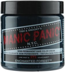 Manic Panic Semi-Permanent Color Cream Enchanted Forest