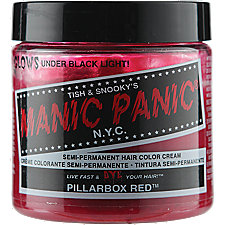 Manic Panic Semi-Permanent Color Cream Pillarbox Red