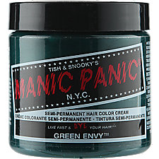 Manic Panic Semi-Permanent Color Cream Green Envy