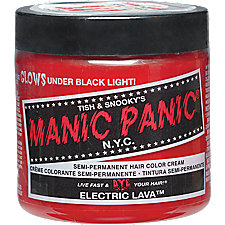 Manic Panic Semi-Permanent Color Cream Electric Lava