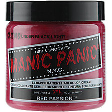 Manic Panic Semi-Permanent Color Cream Red Passion