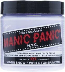 Manic Panic Virgin Snow