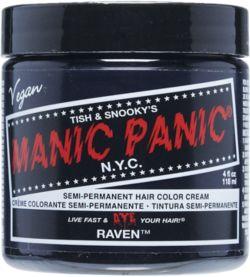 Manic Panic Raven Black