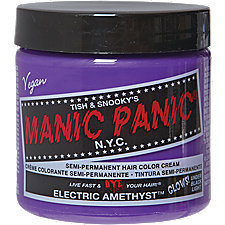 A product thumbnail of Manic Panic Semi-Permanent Color Cream Electric Amethyst