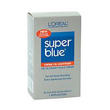 A product thumbnail of L'Oreal Super Blue Creme Oil Lightener