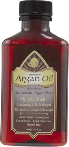 What is this argan oil hype?