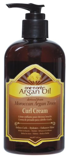 A product thumbnail of One 'n Only Argan Oil Curl Cream 10 oz.