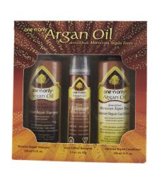 A product thumbnail of One n Only Argan Gift Set