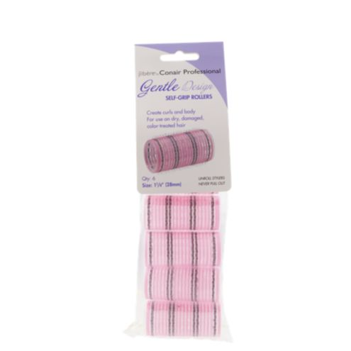 jilbere by conair professional gentle style selfgrip rollers