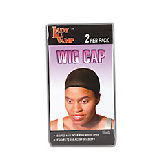 A product thumbnail of Lady Vamp Wig Cap Black