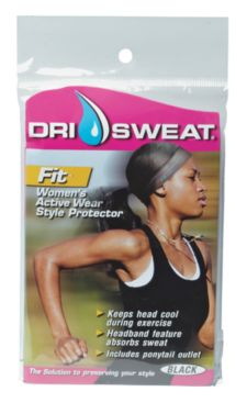 Dri Sweat Women's Active Wear Protector Cap