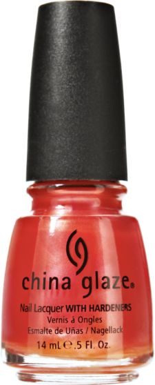 China Glaze Coral Star