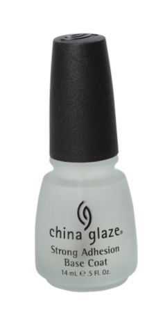 A product thumbnail of China Glaze Strong Adhesion Base Coat