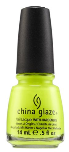 A product thumbnail of China Glaze Neon Celtic Sun