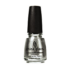 A product thumbnail of China Glaze Platinum Silver