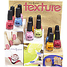 A product thumbnail of China Glaze Texture Collection With Display