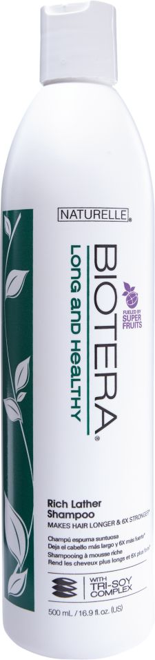 A product thumbnail of Biotera Long and Healthy Shampoo