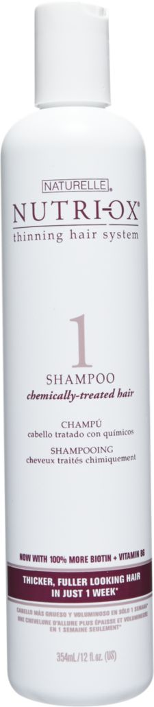 Nutri-Ox Nutri-Protect Cleansing Shampoo for Color-Treated Hair: Compare to Nioxin