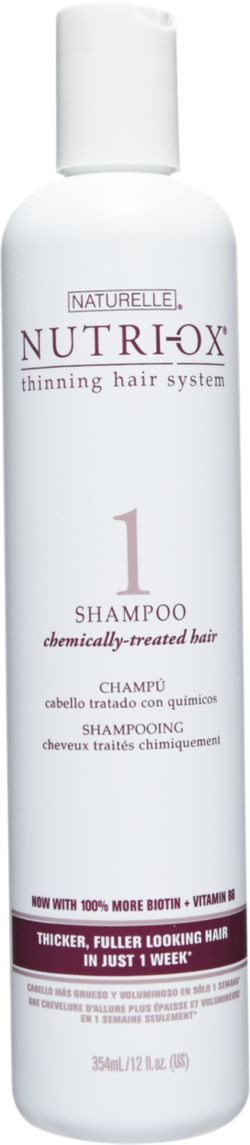 Nutri-Ox Nutri-Protect Cleansing Shampoo for Color-Treated Hair
