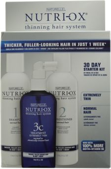 Nutri-Ox Starter Kit Extremely Thin Normal Hair