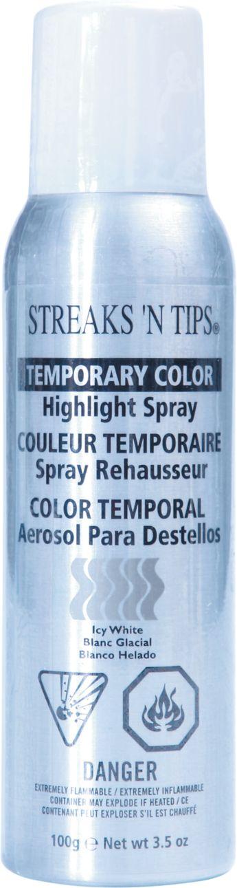 streaks n tips temporary color highlight spray