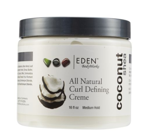 All natural curl defining cream