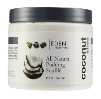 EDEN BodyWorks All Natural Coconut Shea Pudding Souffle