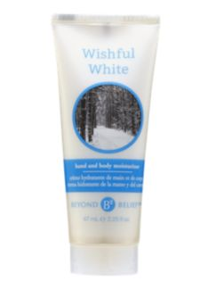 Holiday Lotion Wishful White