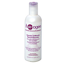 ApHOGEE Intensive Two Minute Keratin Reconstructor 8 oz